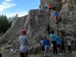 Отделение скалолазания спортшколы г. Ялта: набор детей в группы